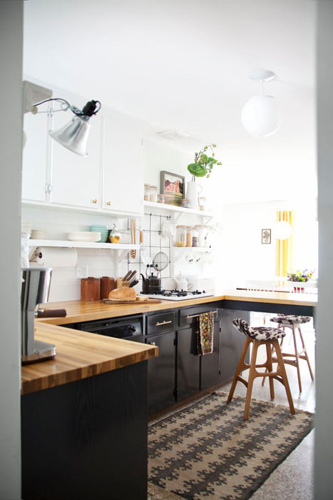 Кухня от Mandi Johnson