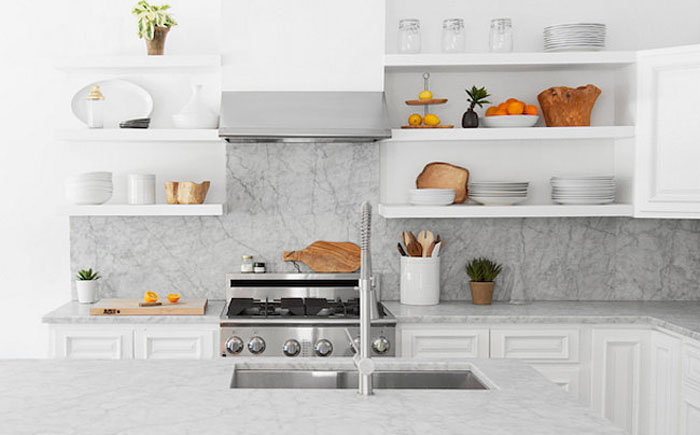 Кухня от студии Camille Styles