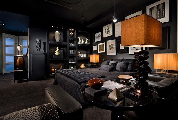 Как правильно выбрать освещение для спальни