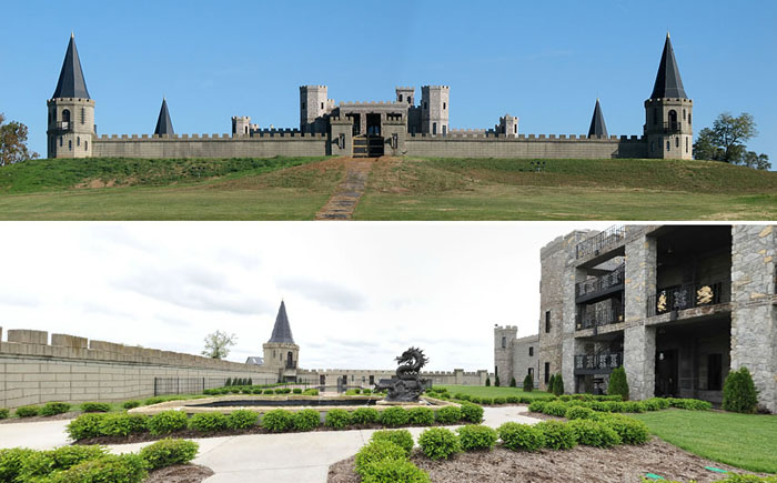 Замок Пост
