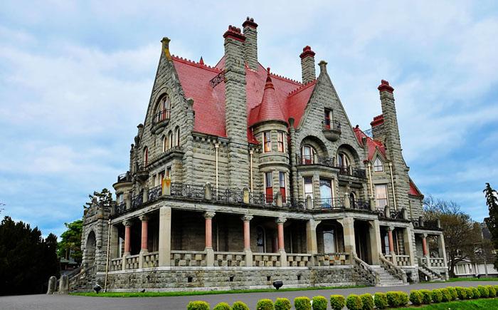 Замок Крейгдаррок