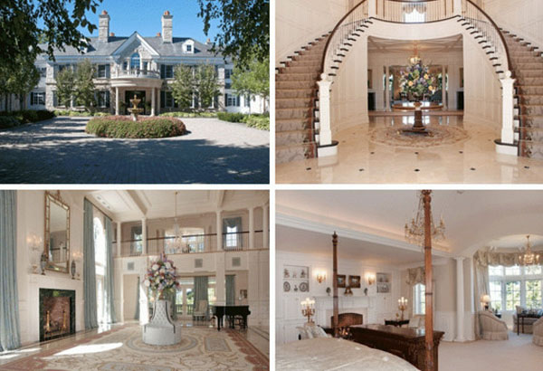 Дом в английском городе Алтон, заявленная стоимость $25 миллионов