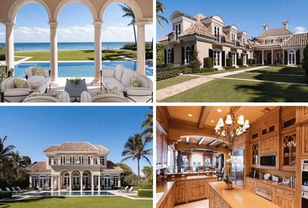 Дом во Флориде, заявленная стоимость $15 миллионов
