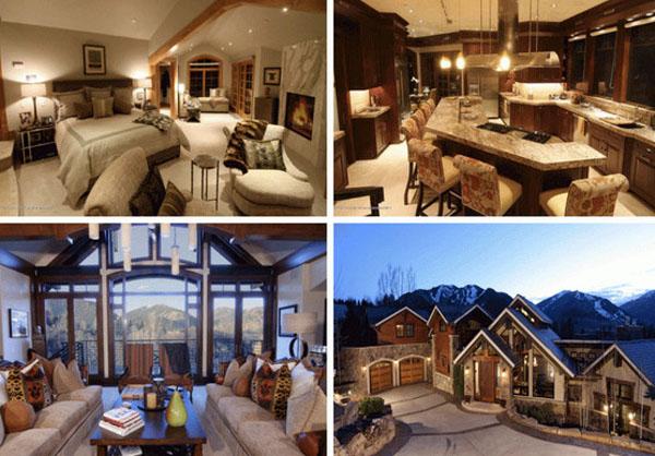 Дом в Аспене, заявленная стоимость $15 миллионов