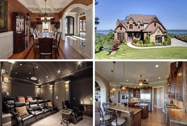 Дом в Гантерсвилле, заявленная стоимость 14 миллионов