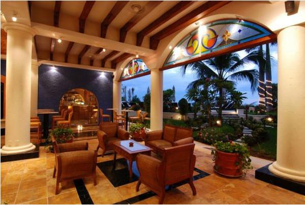 Отель Villa Rolandi Thalasso SPA Gourmet & Beach Club (Мексика)