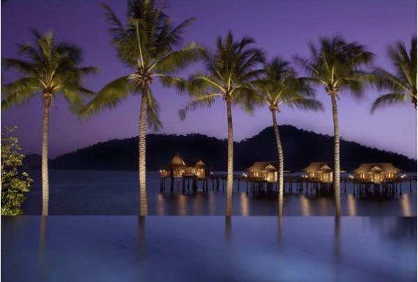 Курорт Pangkor Laut (Малайзия)