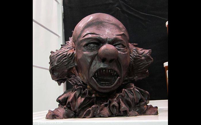 Шоколадный клоун