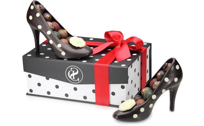 Туфли с трюфелями
