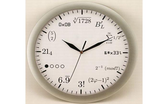 Часы для гиков
