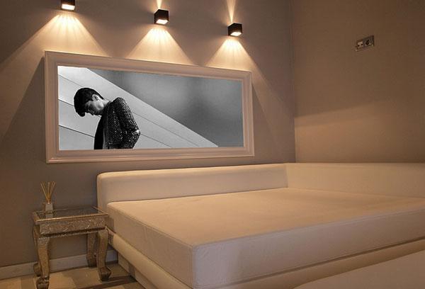 Интерьер спальни от Fulvio Etna STUDIO