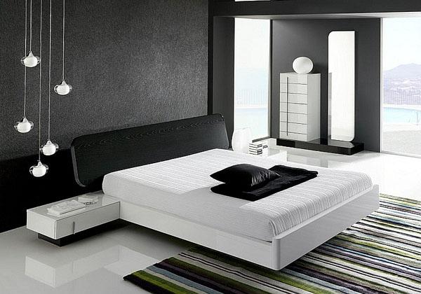 Спальни в минималистском стиле: эстетика и практичность