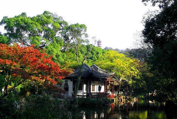 Ji Chang Yuan, Цзянсу, Китай