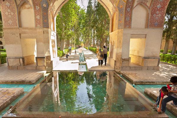 Сад Фин, Кашан, Иран