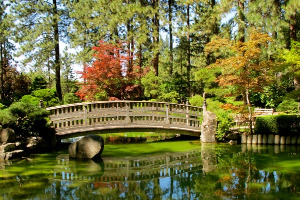 Сад Клода Моне, Живерни, Франция