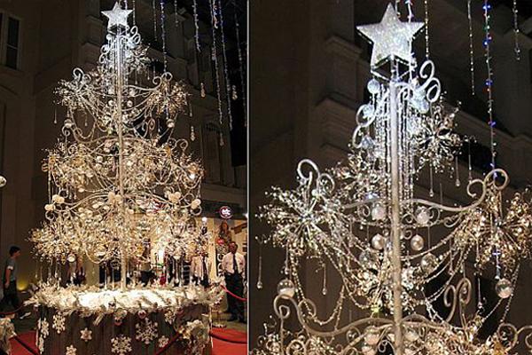 Бриллиантовая елка Soo Kee
