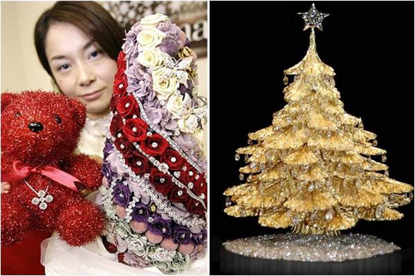 Топ-10 самых дорогих рождественских елок в мире