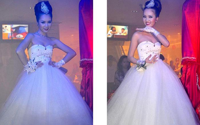 """Свадебное платье """"Bach Ngoc Xiem Y"""""""