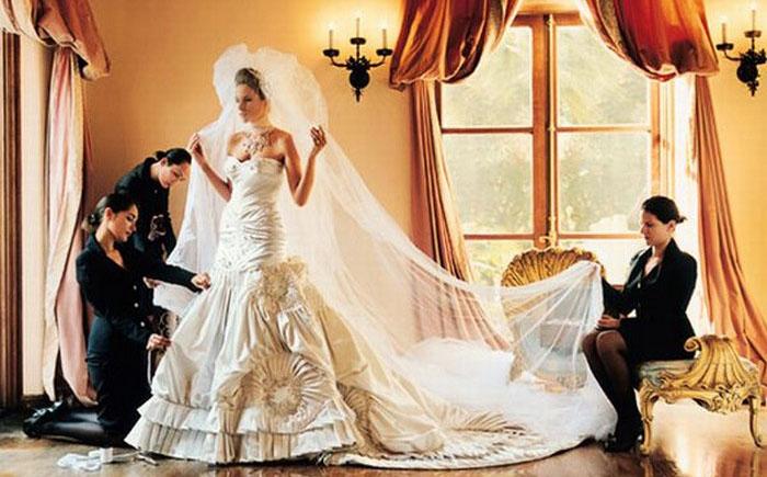 Свадебное платье Мэлании Кнаусс