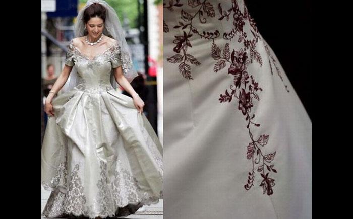 Свадебное платье Мауро Адами
