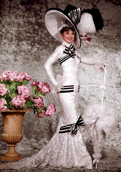 Платье «Аскот» Одри Хепберн
