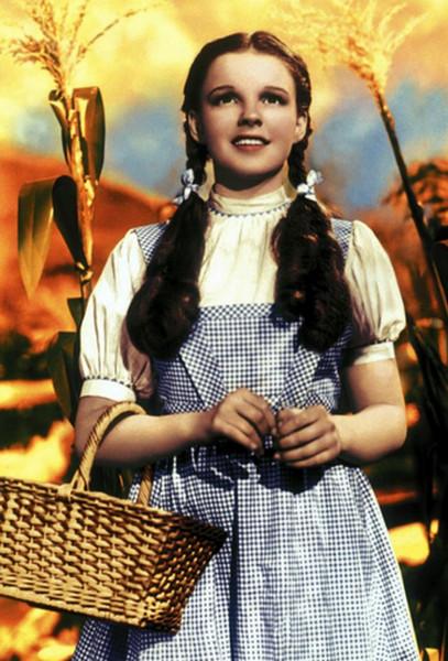 Костюм Дороти из фильма «Волшебник из страны Оз»