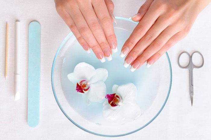 Красивые ванночки для маникюра