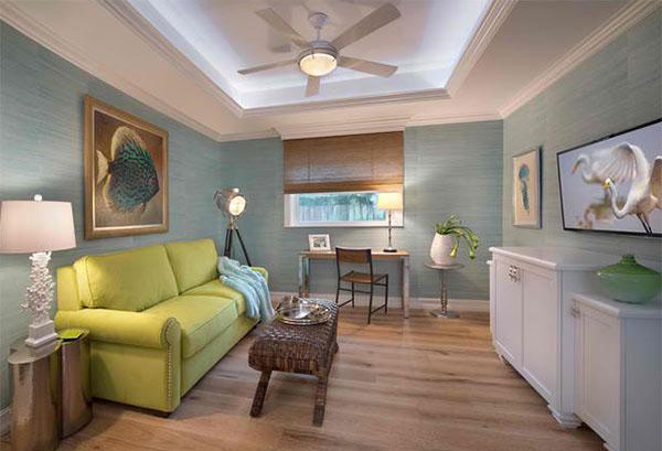 Крупногабаритная мебель ставится под стенку