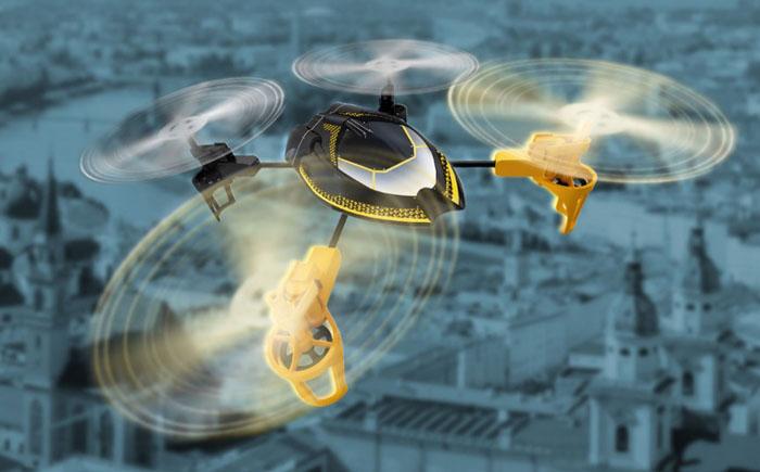 Беспилотник Sky Viper Camera Drone