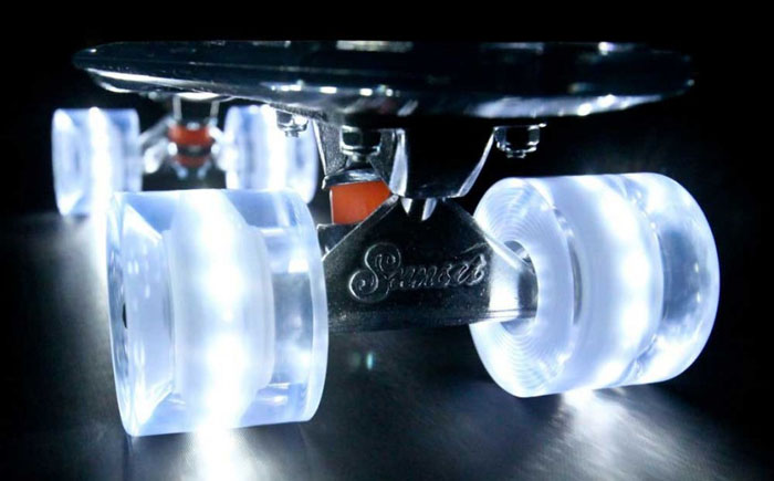 Скейтборд «Призрак»