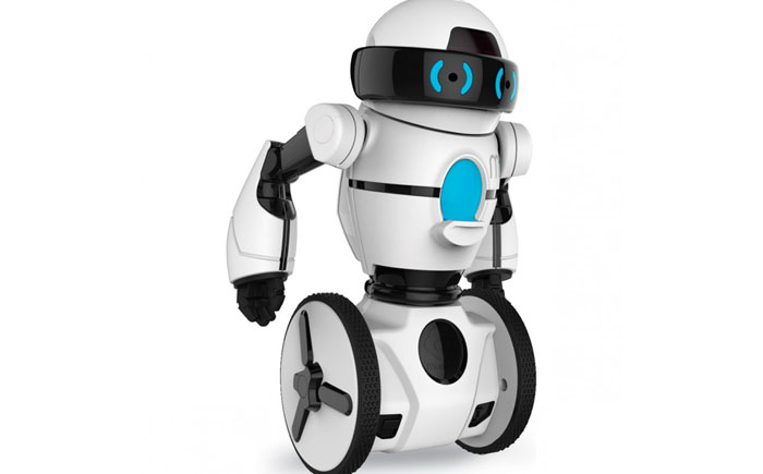 Интерактивный робот-эквилибрист