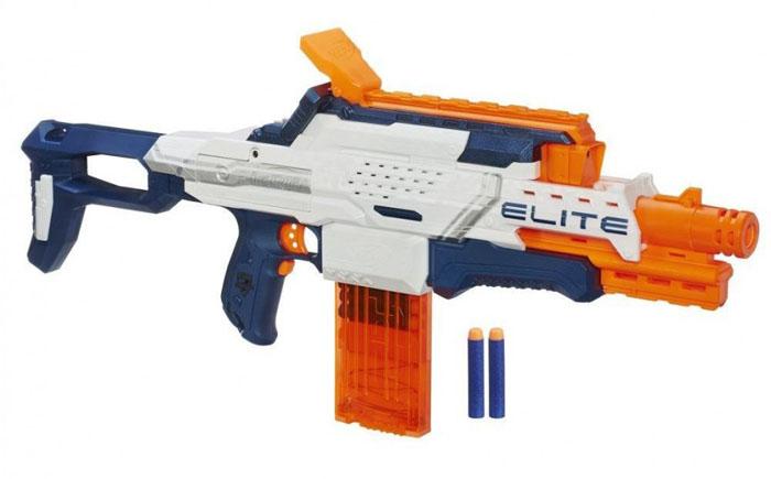 Бластер N-Strike Elite Nerf Cam ECS-12