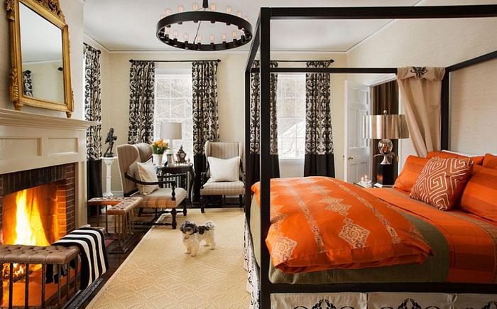 Богатство текстур и цвета от  Favreau Design