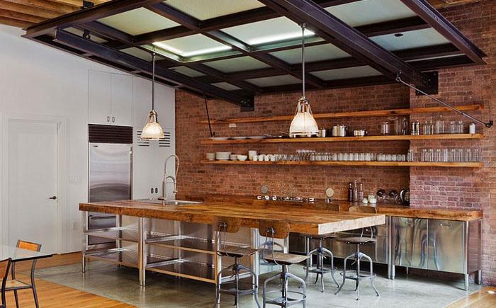 Интерьер кухни от Jane Kim Design