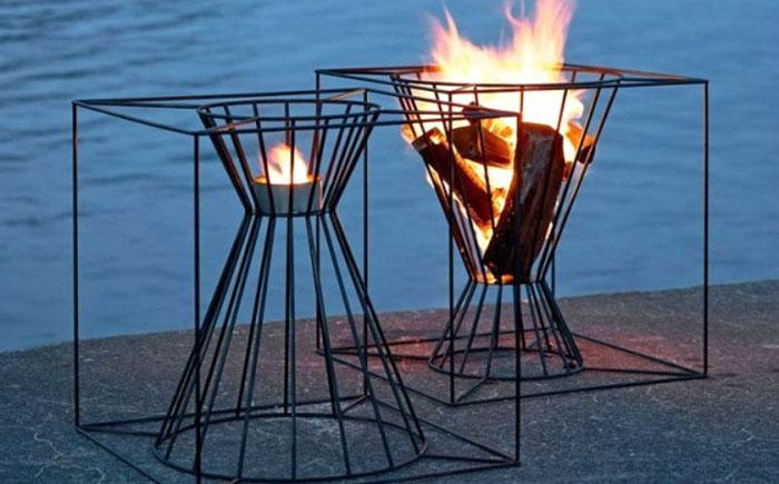 Факел-костёр