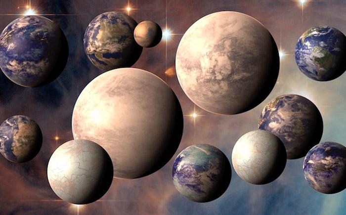 10 планет, потенциально подходящих для жизни людей