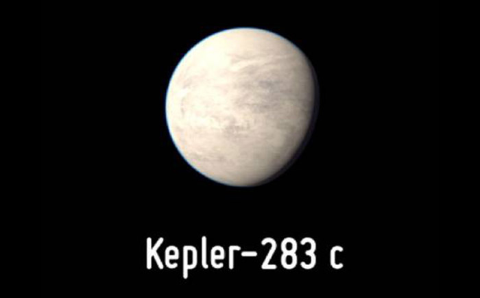 Планета Kepler-283 c