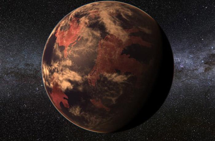 Планета EPIC 201367065 d