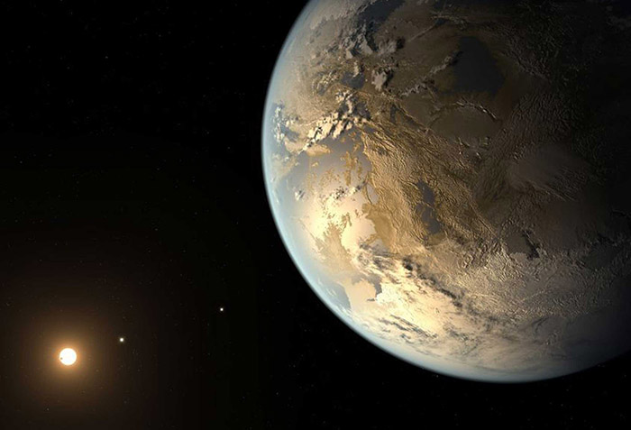 Планета Kepler-452 b