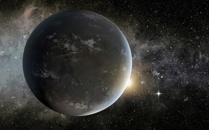 Планета Kepler-62 e