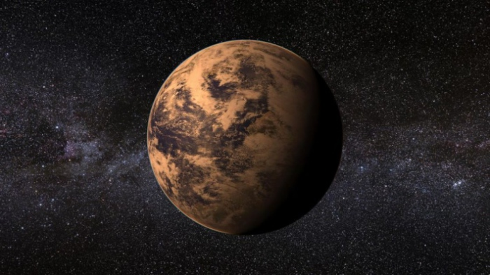 Artists impression of the Gliese 667C system  YouTube