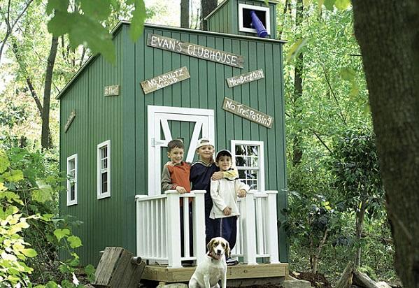 Lil'' Raskal''s - домик для будущих астрономов