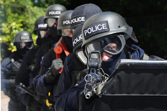 10  самых профессиональных полицейских структур разных стран мира