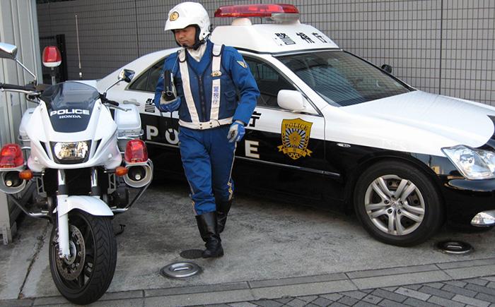 Национальная полиция Японии
