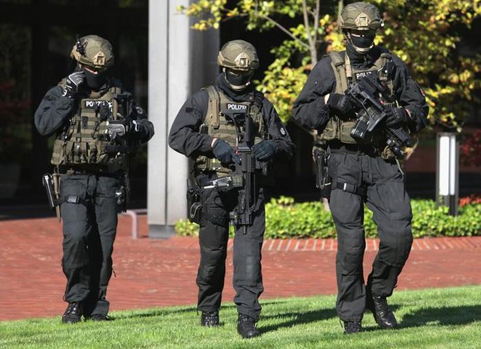 Федеральная полиция Германии