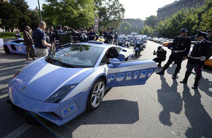 Национальная полиция Италии