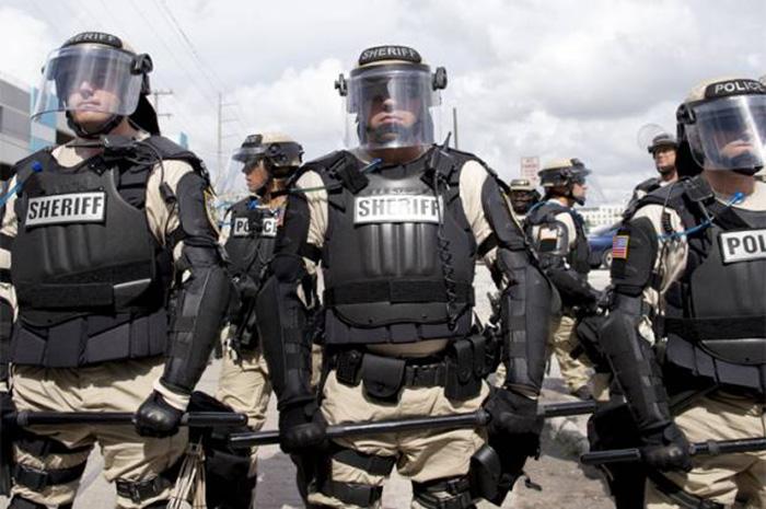 Национальная полиция Америки