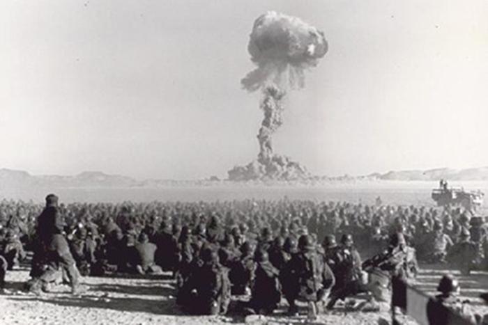 Эксперимент с ядерным оружием