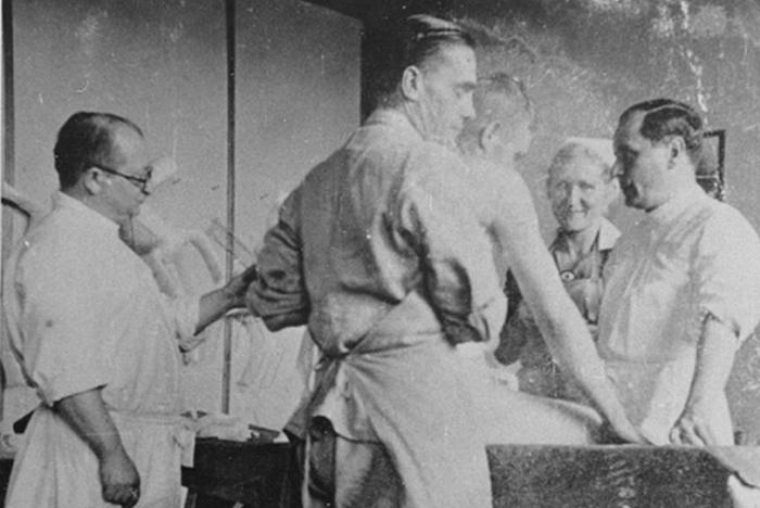 Эксперименты нацистов