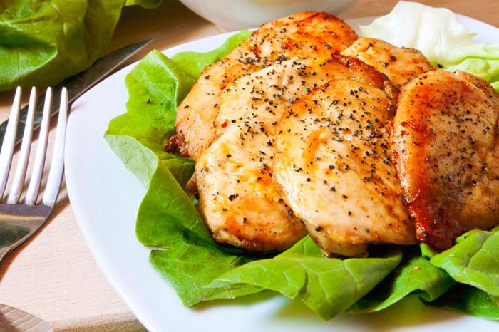 питание для худеющей девушки
